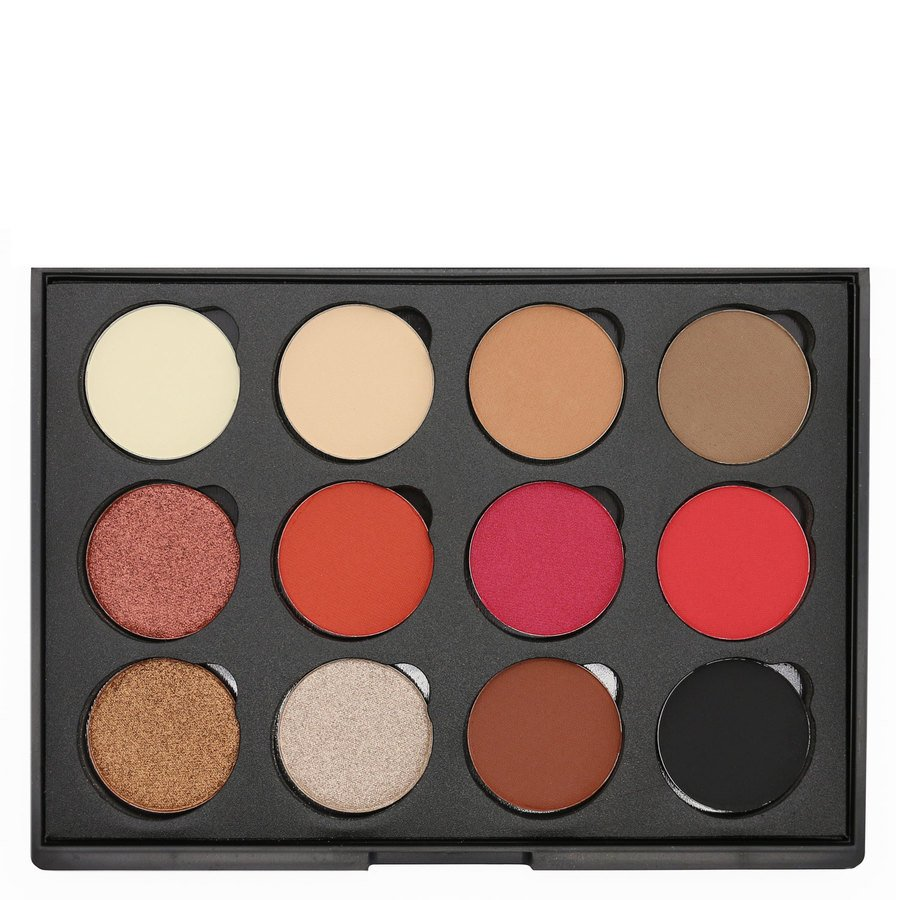 Smashit Cosmetics 12 Color Eyeshadow Mix 4