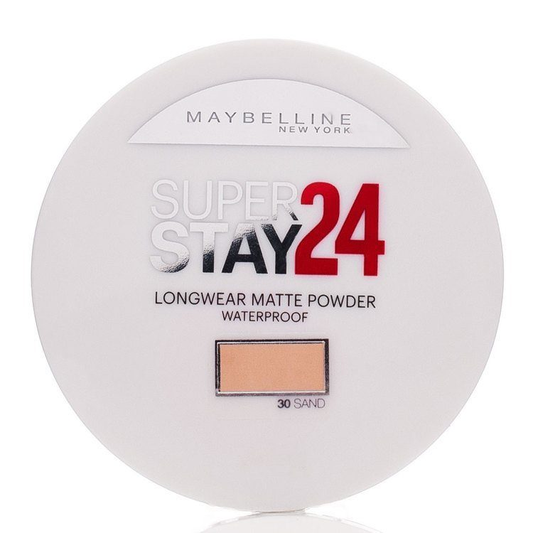Maybelline Superstay 24h Longwear Matte Powder Waterproof – Sand 030