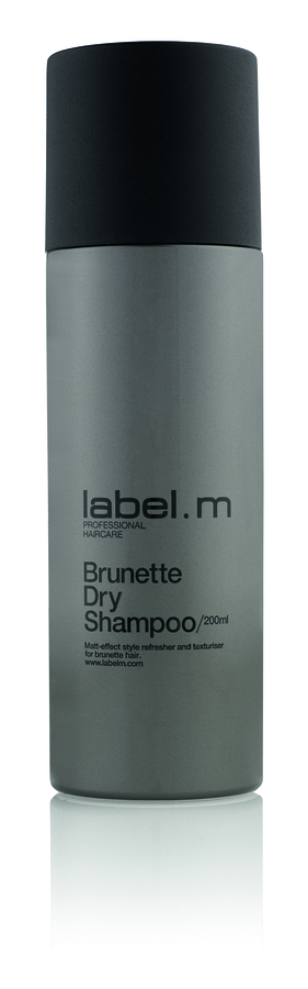 label.m Dry Shampoo Brunette 200 ml
