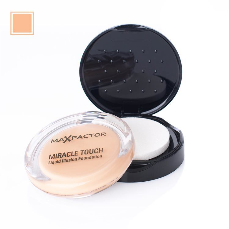 Max Factor Miracle Touch Foundation 60 Sand 11,2g