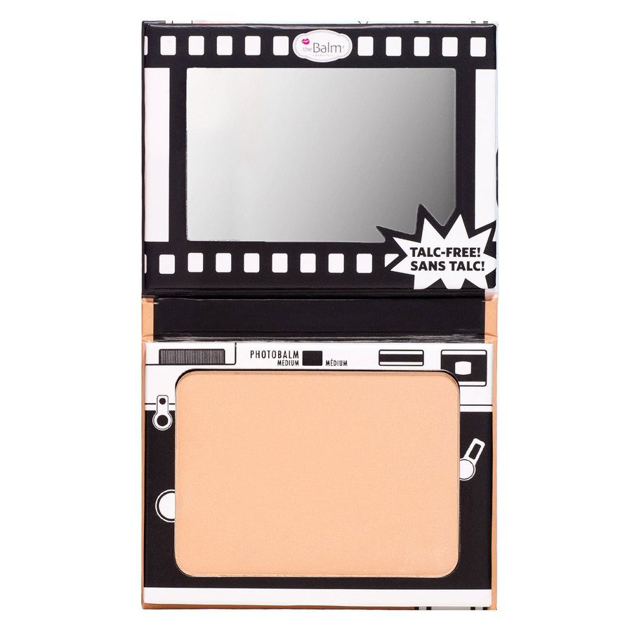 theBalm Photobalm Powder Foundation – Medium