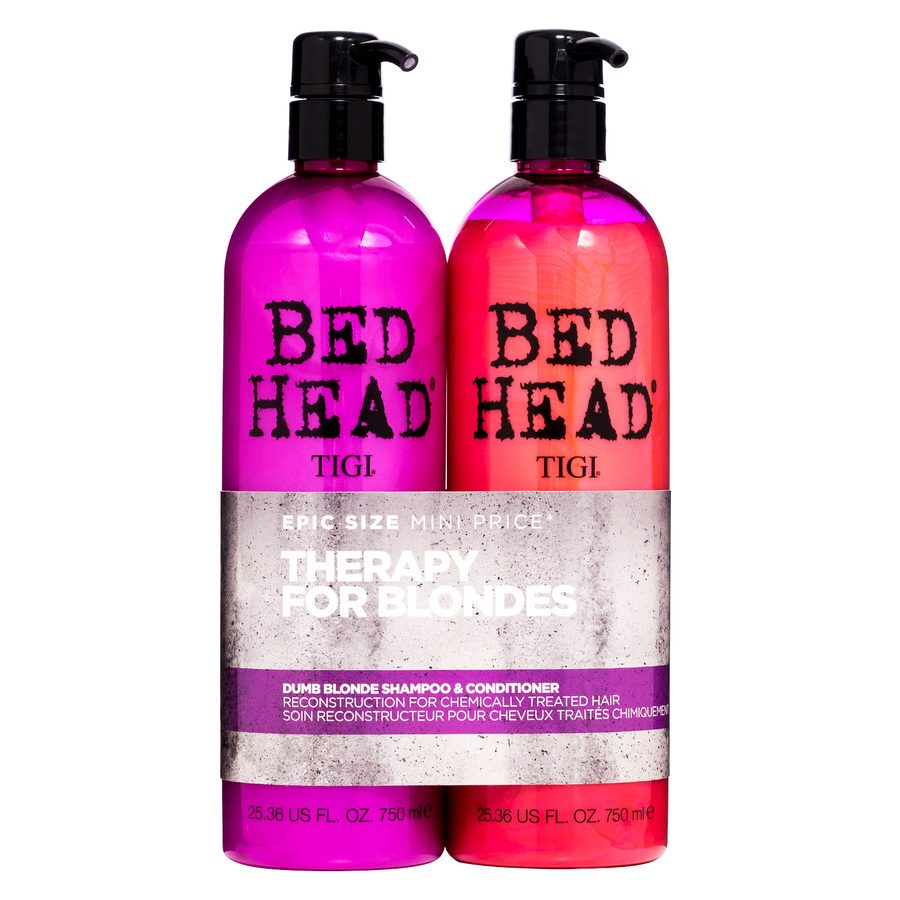 TIGI Bedhead Dumb Blonde Shampoo & Conditioner Duo 2 x 750 ml