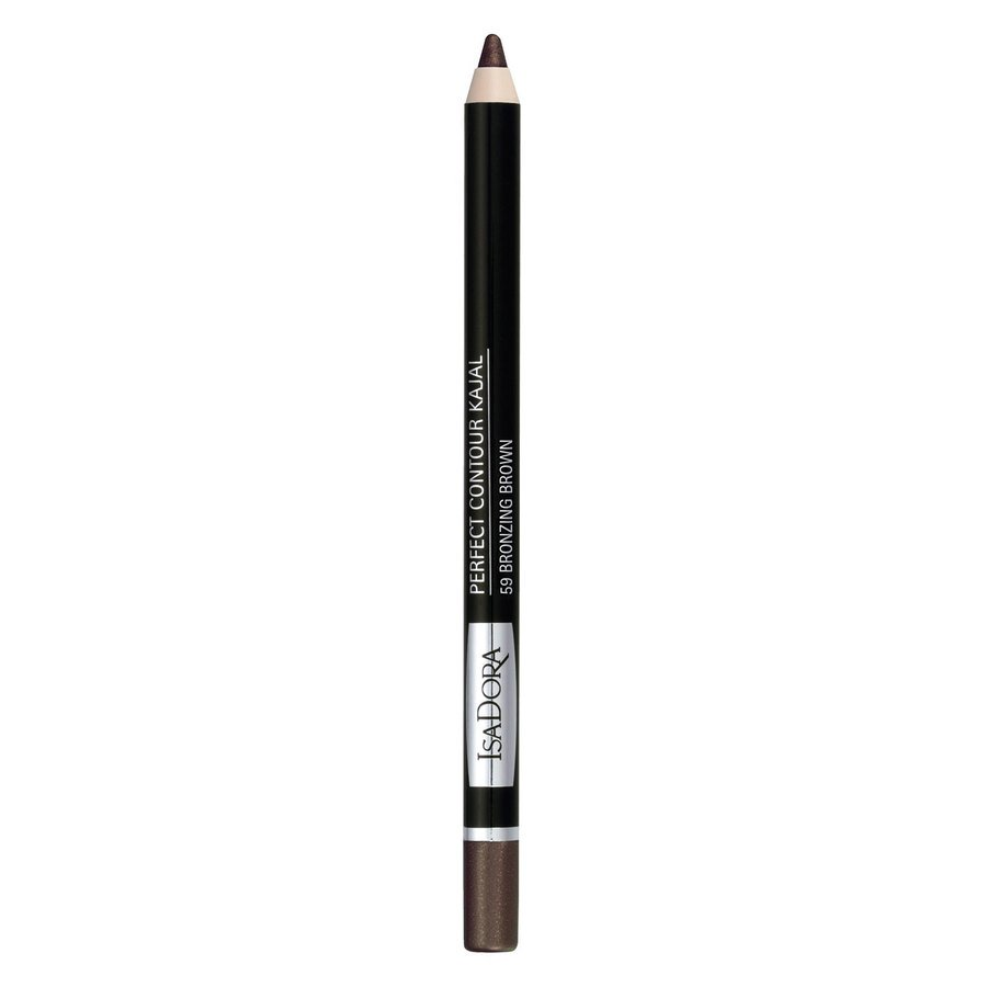 IsaDora Perfect Contour Kajal 1,3 g ─ #59 Bronzing Brown