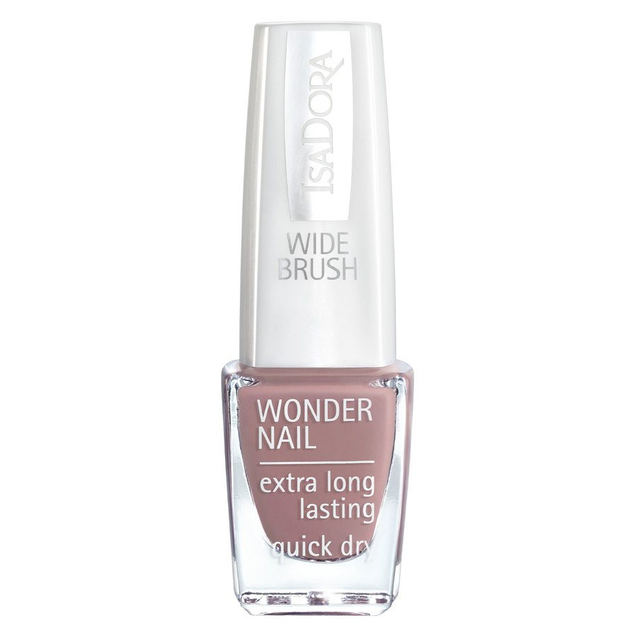 IsaDora Wonder Nail Wide Brush 6 ml ─ #577 Cream Supreme