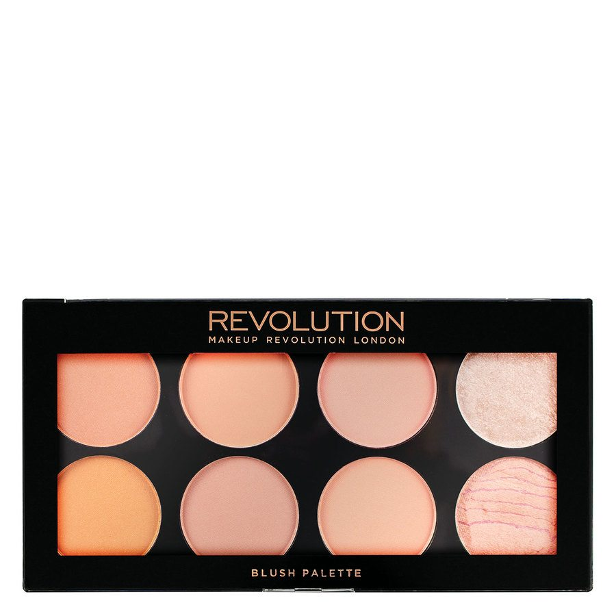 Makeup Revolution Ultra Blush Palette 13 g Hot Spice