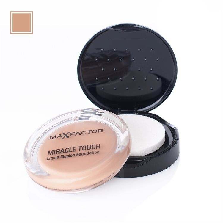 Max Factor Miracle Touch Foundation 11,2 g 85 Caramel