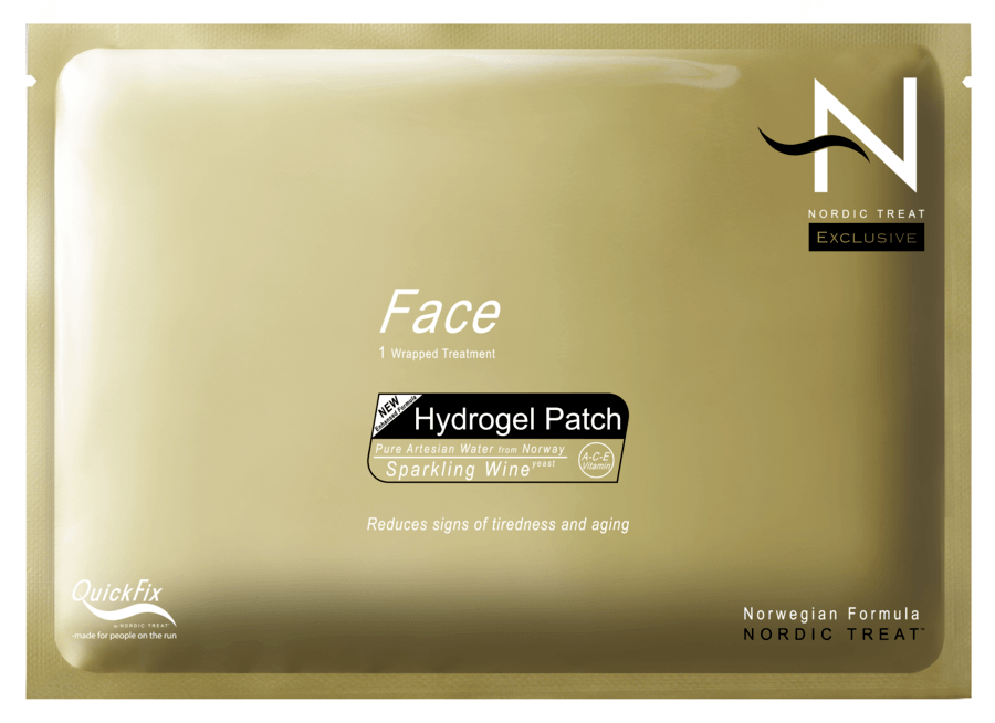 Nordic Treat Hydrogel Face Patch