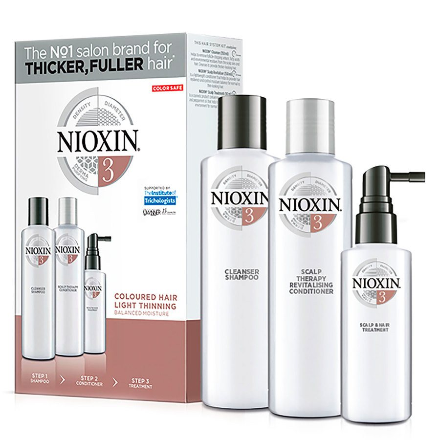 Nioxin System 3 Loyalty Kit