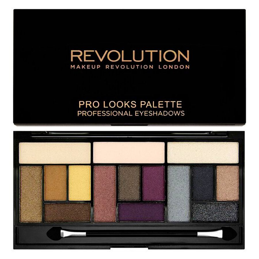 Makeup Revolution Pro Looks Palette 13g – Big Love