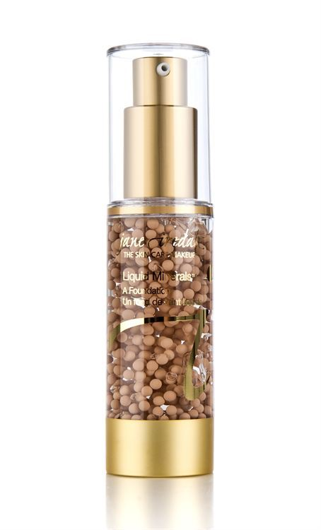 Jane Iredale Liquid Minerals Foundation 30 ml – Warm Silk
