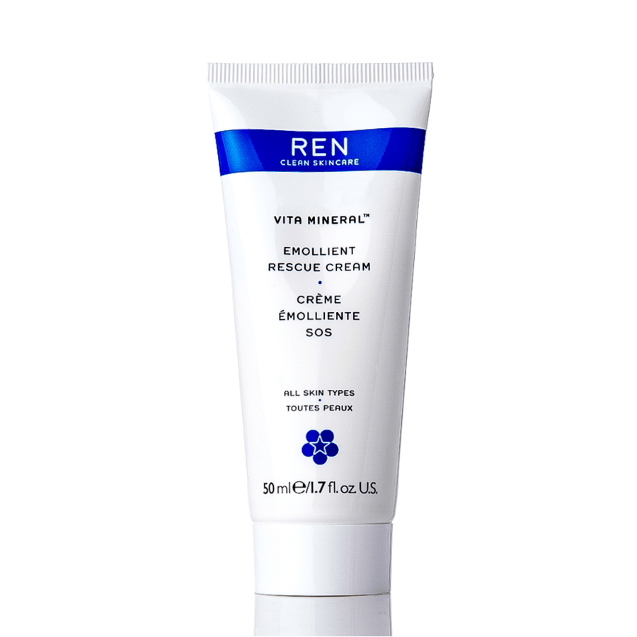 REN Vita Mineral Emollient Rescue Cream 50 ml