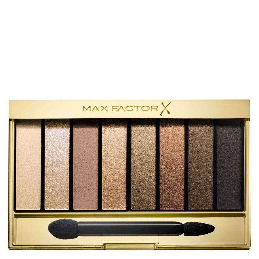Max Factor Masterpiece Nude Palette Contouring Eye Shadows - #02 Golden Nudes