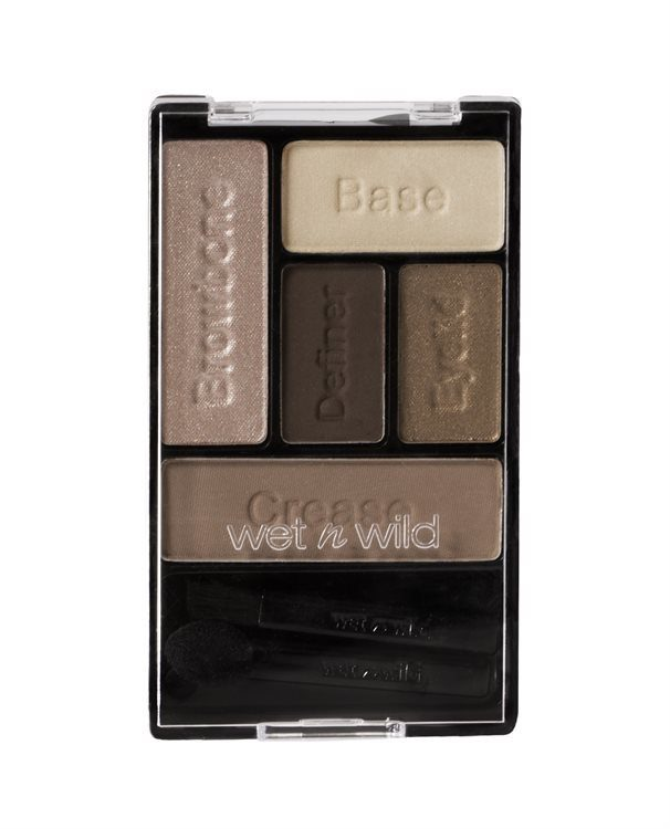 Wet n Wild Color Icon Eyeshadow Palette Bare and Beautiful E3961 6g