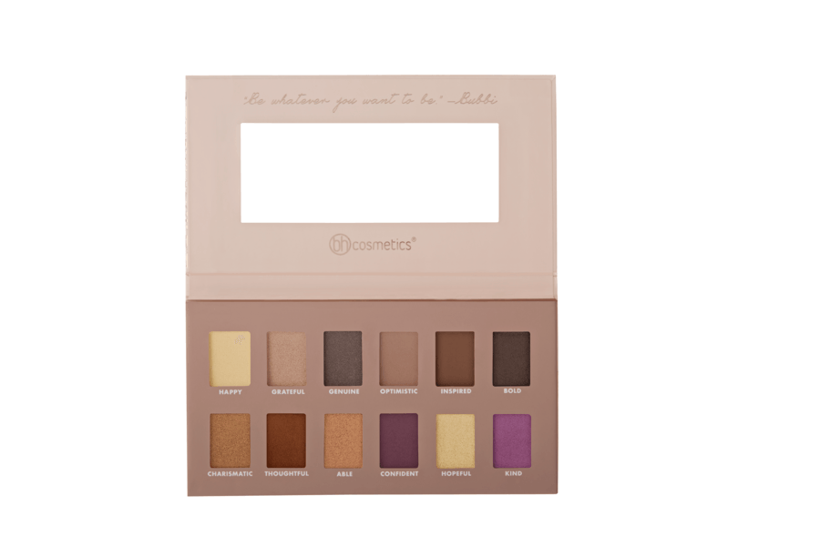 bh Cosmetics Be... By BubzBeauty 12 Color Eyeshadow Palette
