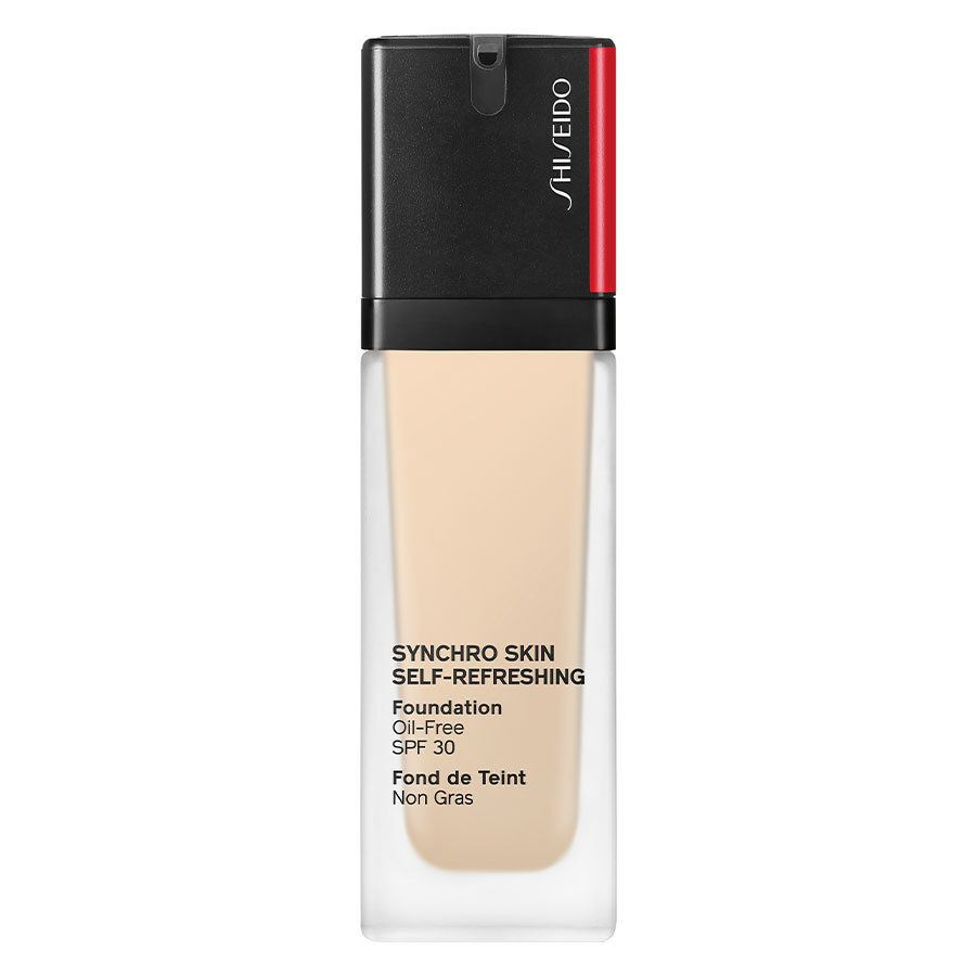 Shiseido Synchro Skin Self-Refreshing Foundation 30 ml – 120 Ivory