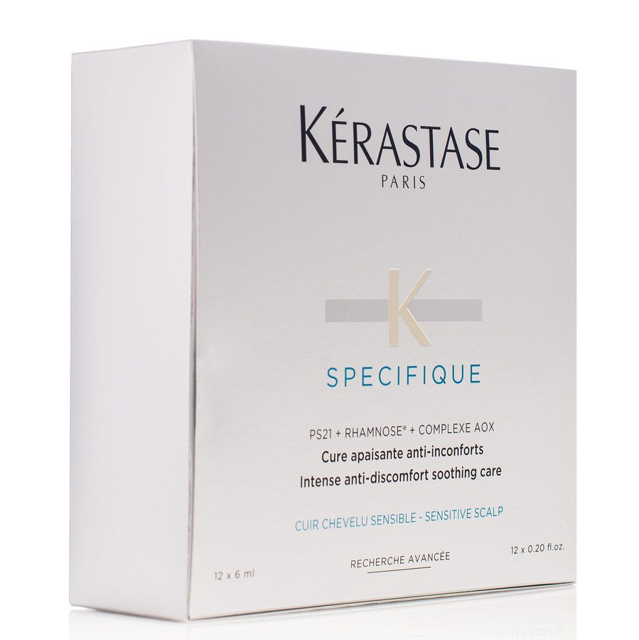 Kérastase Specifique Cure Apaisante Anti-Inconforts 12 x 6ml