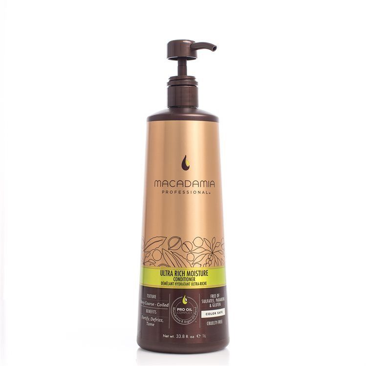 Macadamia Professional Ultra Rich Moisture Conditioner 1 000 ml