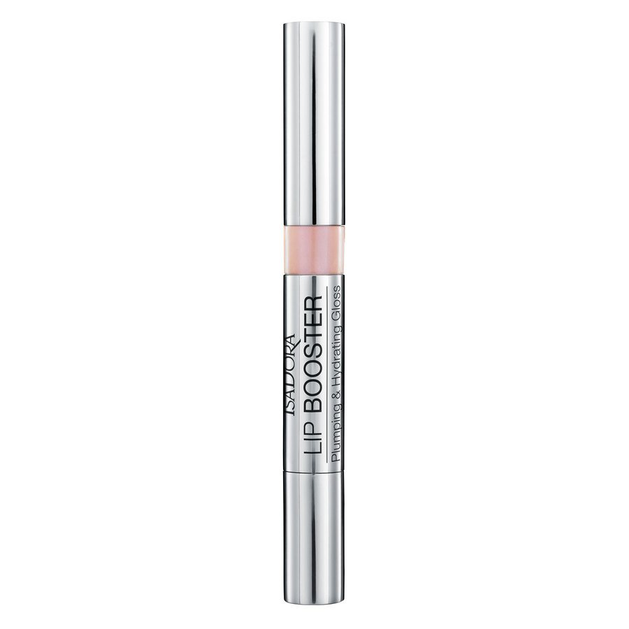 IsaDora Lip Booster Plumping & Hydrating Gloss 1,9 ml – 01 Crystal Clear