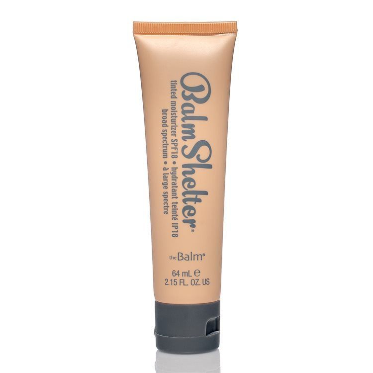 theBalm BalmShelter Tinted Moisturizer SPF 18 64 ml – Lighter Than Light