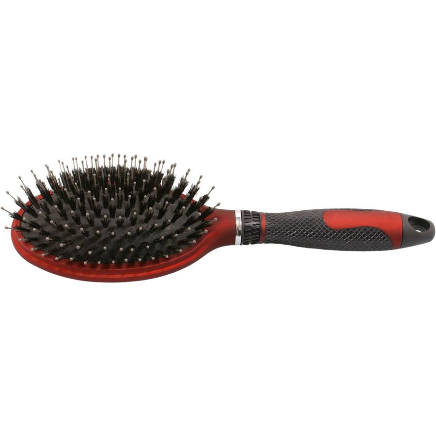 Brilliant Line Cushion Boar/Nylon Hair Brush