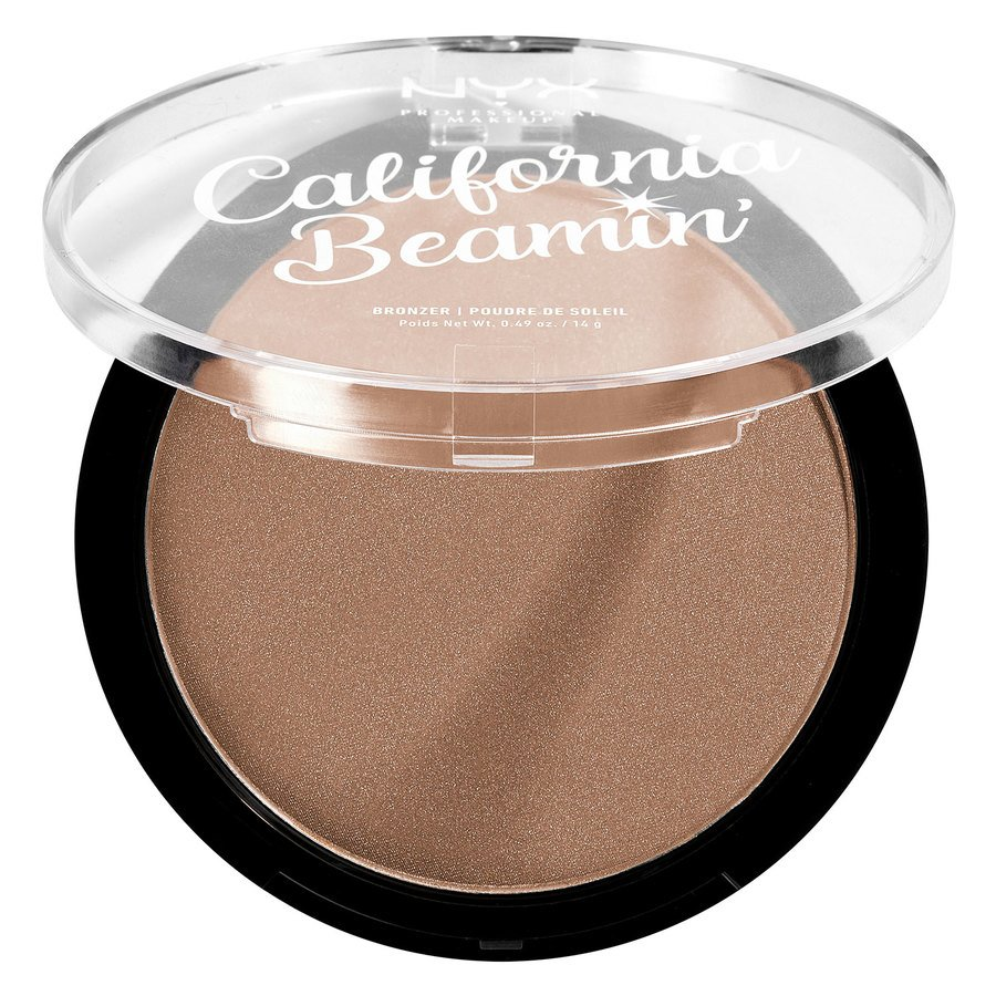 NYX Professional Makeup California Beamin' Face & Body Bronzer 14 g - The Golden One