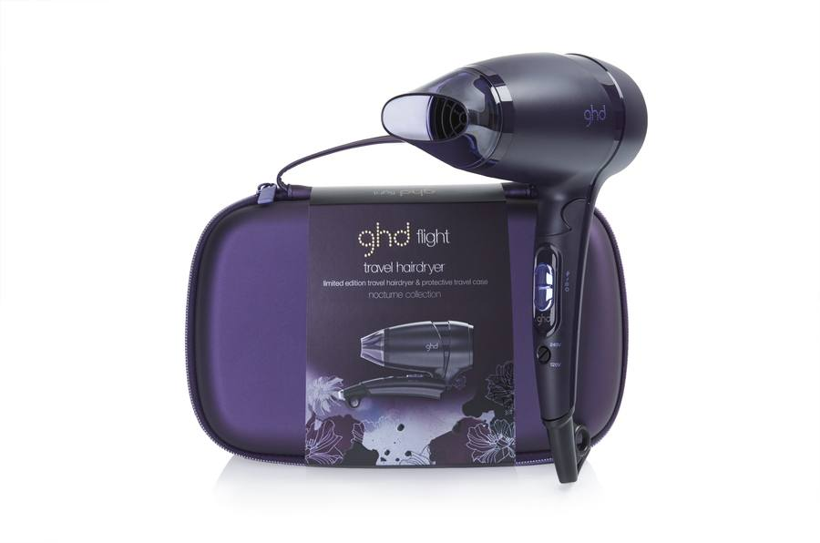 ghd Nocturne Collection Flight Hair Dryer
