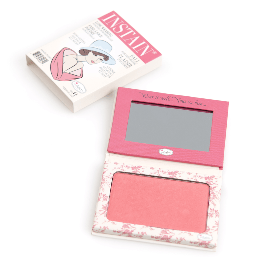 theBalm Instain Long-Wearing Powder Staining Blush 5,5 g – Toile