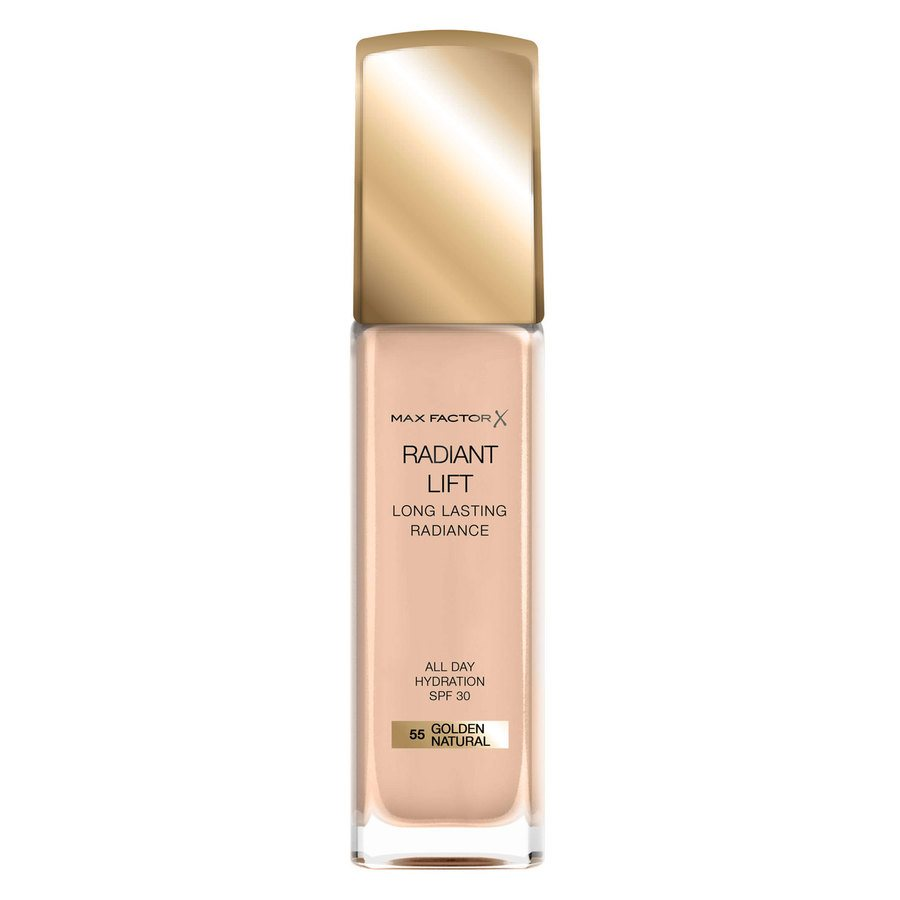 Max Factor Radiant Lift Foundation 30 ml - #55 Golden Natural