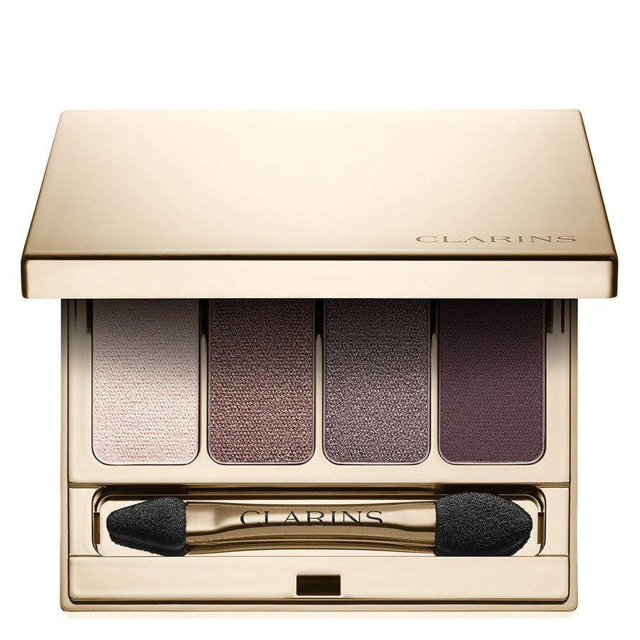 Clarins 4-Colour Eye Palette 7 g – 02 Rosewood