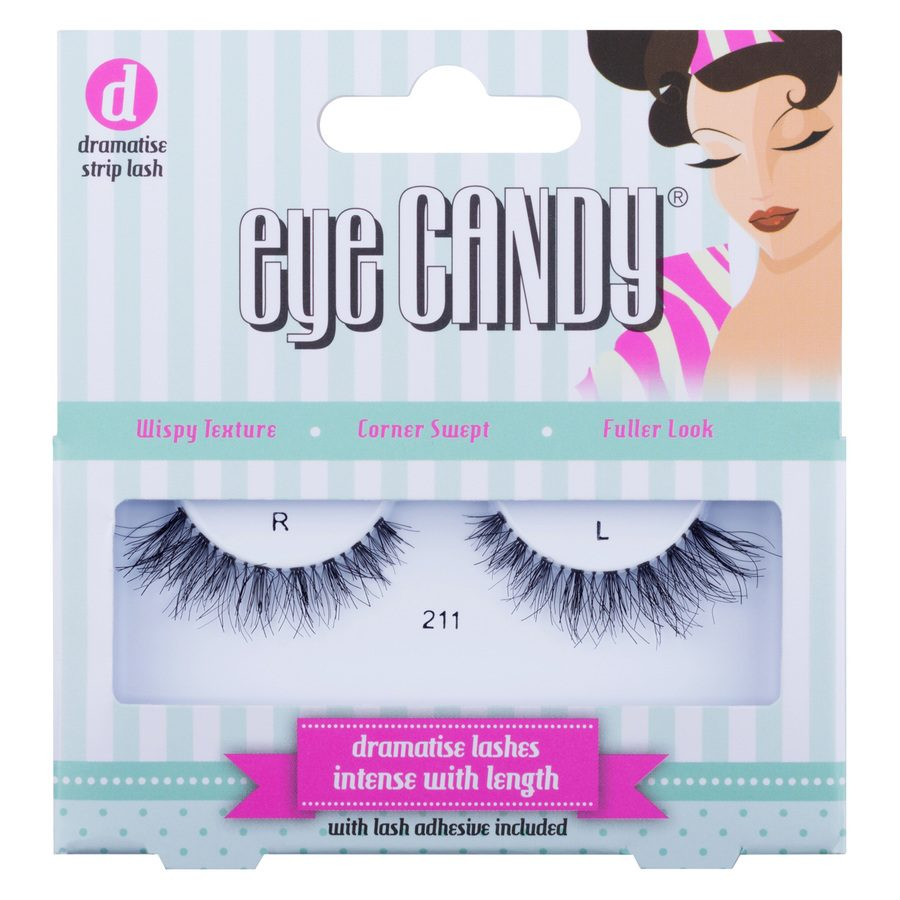 Eye Candy Strip Lash - #211 Dramatise