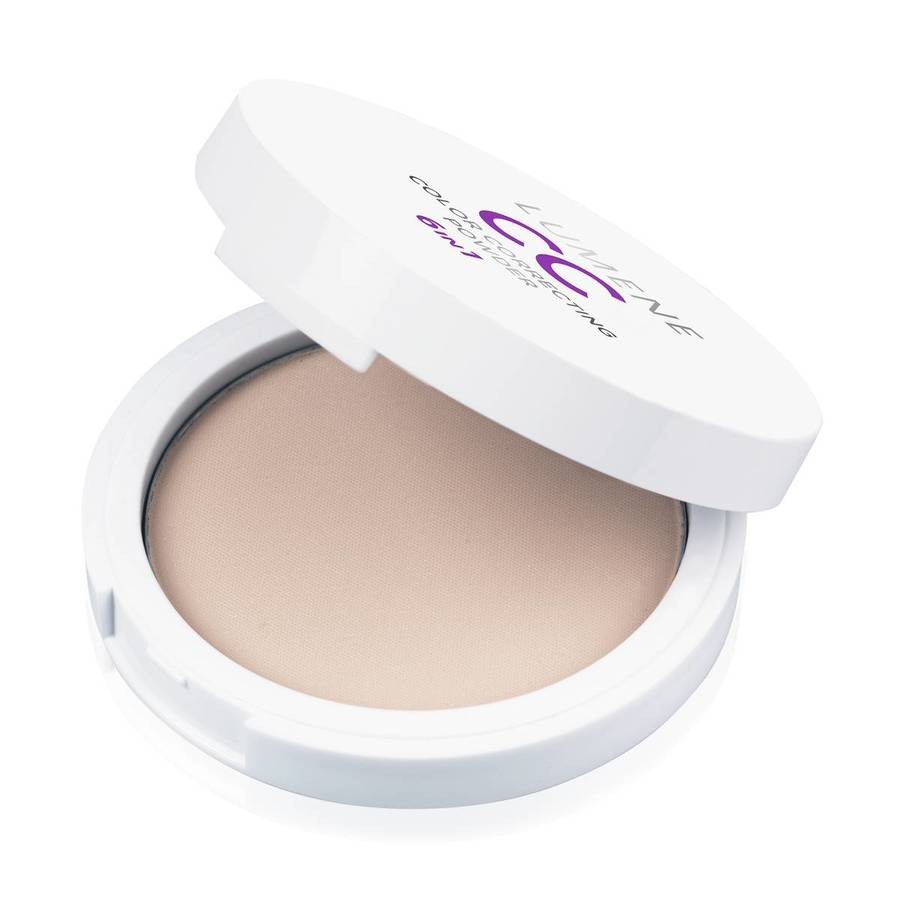 Lumene CC Colour Correcting Powder Medium/Deep 10g