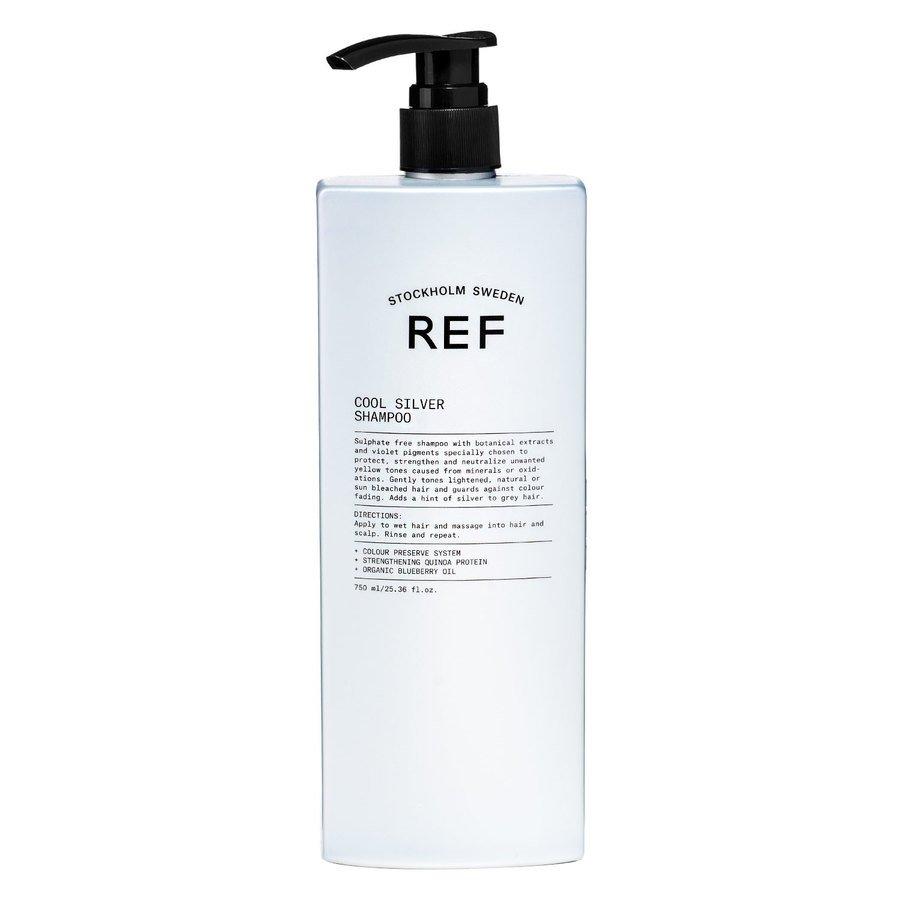REF Cool Silver Shampoo 750ml