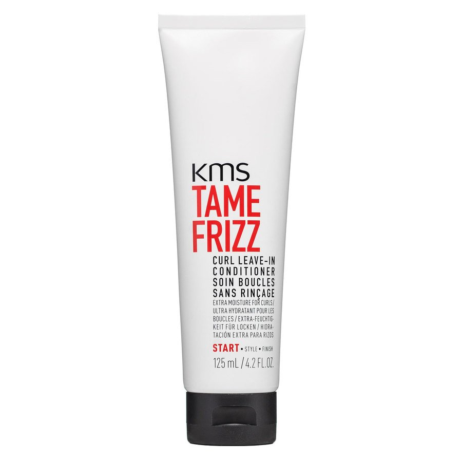 KMS California Tame Frizz Curl Leave In Conditioner 125ml