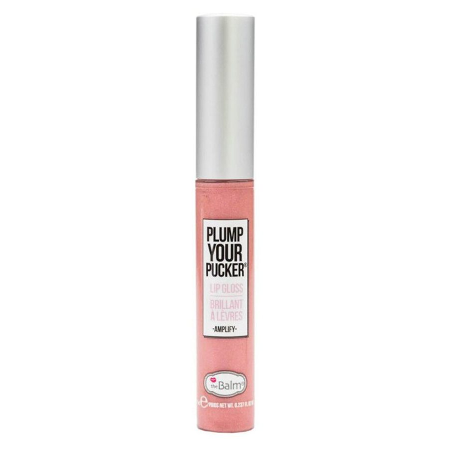 theBalm Plump Your Pucker Lip Gloss Amplify 7 ml