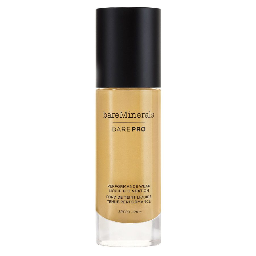BareMinerals BarePro Performance Wear Liquid Foundation SPF20 30ml Honeycomb 20