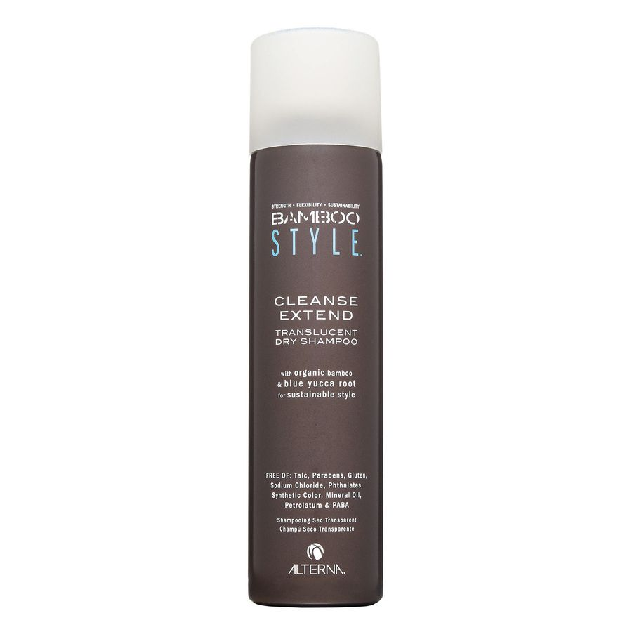 Alterna Bamboo Style Cleanse Extend Translucent Dry Shampoo 135 ml