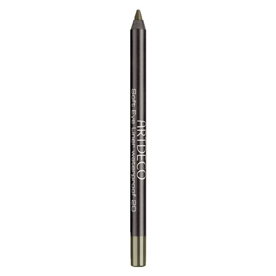 Artdeco Soft Eye Liner Waterproof - #20 Bright Olive