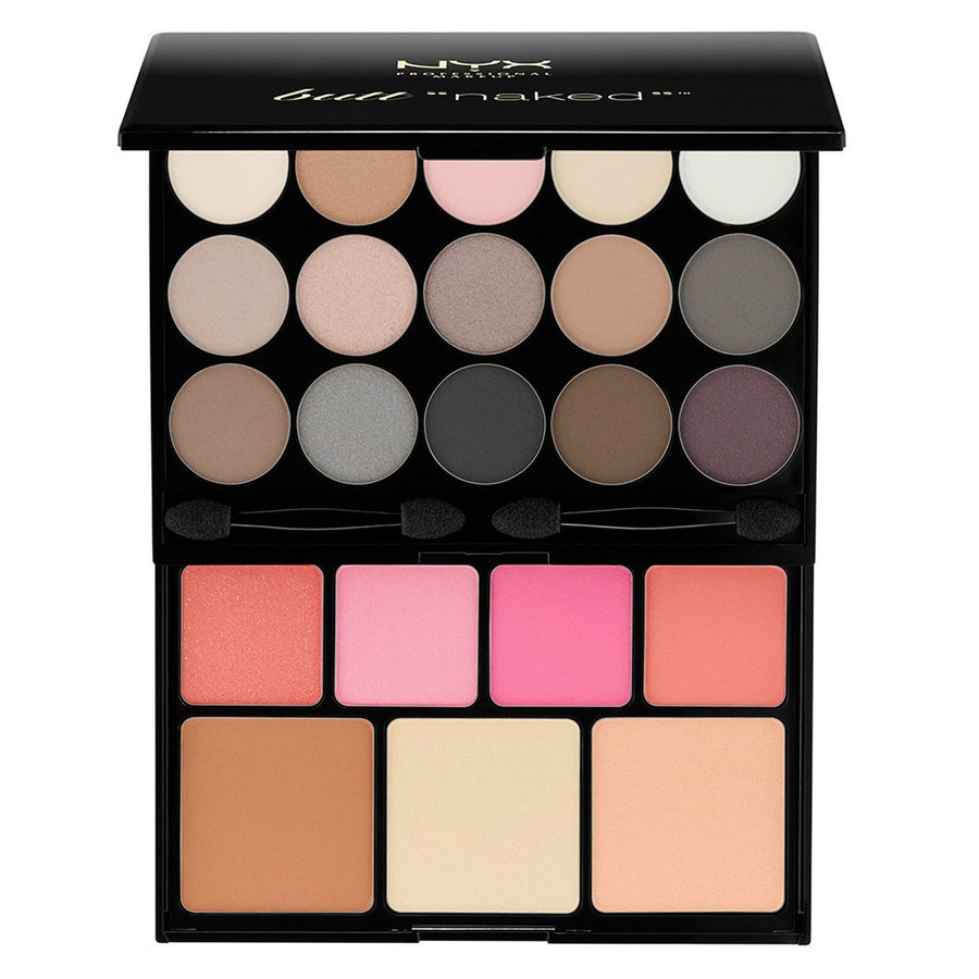 NYX Professional Makeup Butt Naked Eyes Makeup Palette S122