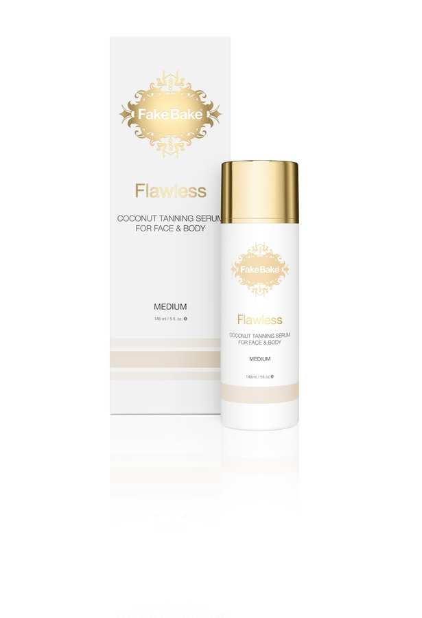 Fake Bake Flawless Coconut Tanning Serum For Face & Body 148 ml