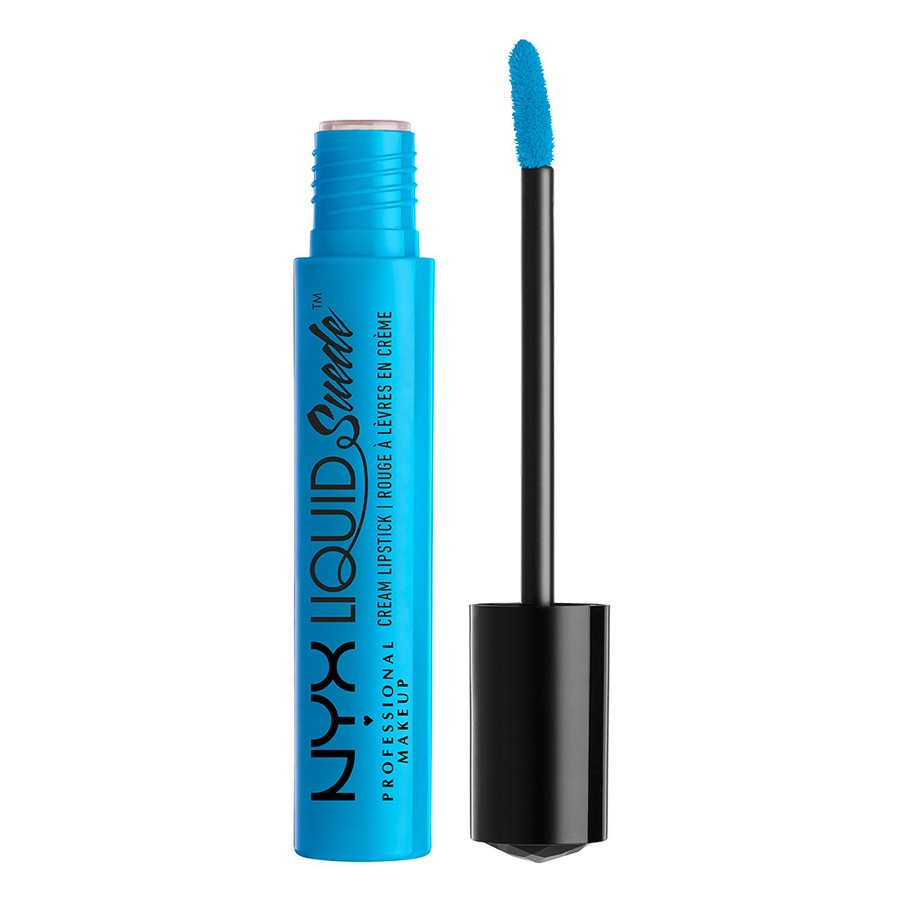 NYX Professional Makeup Liquid Suede Cream Lipstick – Denim Dress 4ml