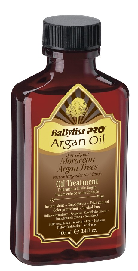 BaBylissPRO Moroccan Argan Oil Treatment 100 ml