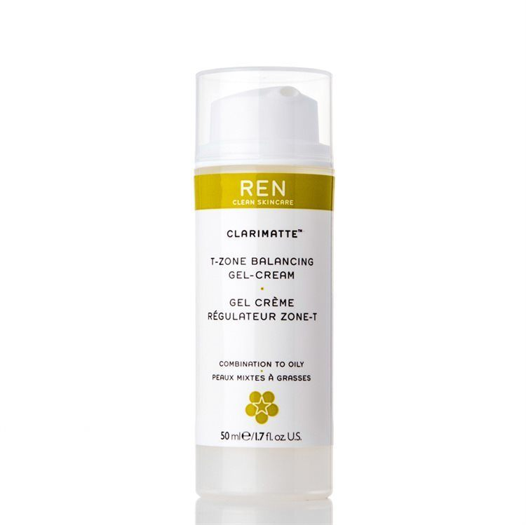 REN Clarimatte T-Zone Balancing Gel Cream 50 ml