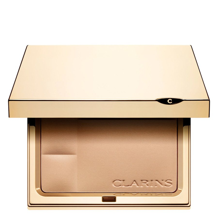 Clarins Ever Matte Mineral Powder Compact 10 g - #01 Transparent Light