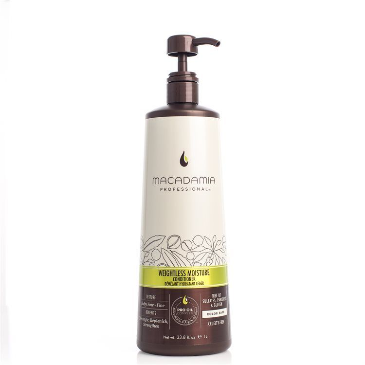 Macadamia Professional Weightless Moisture Conditioner 1 000 ml