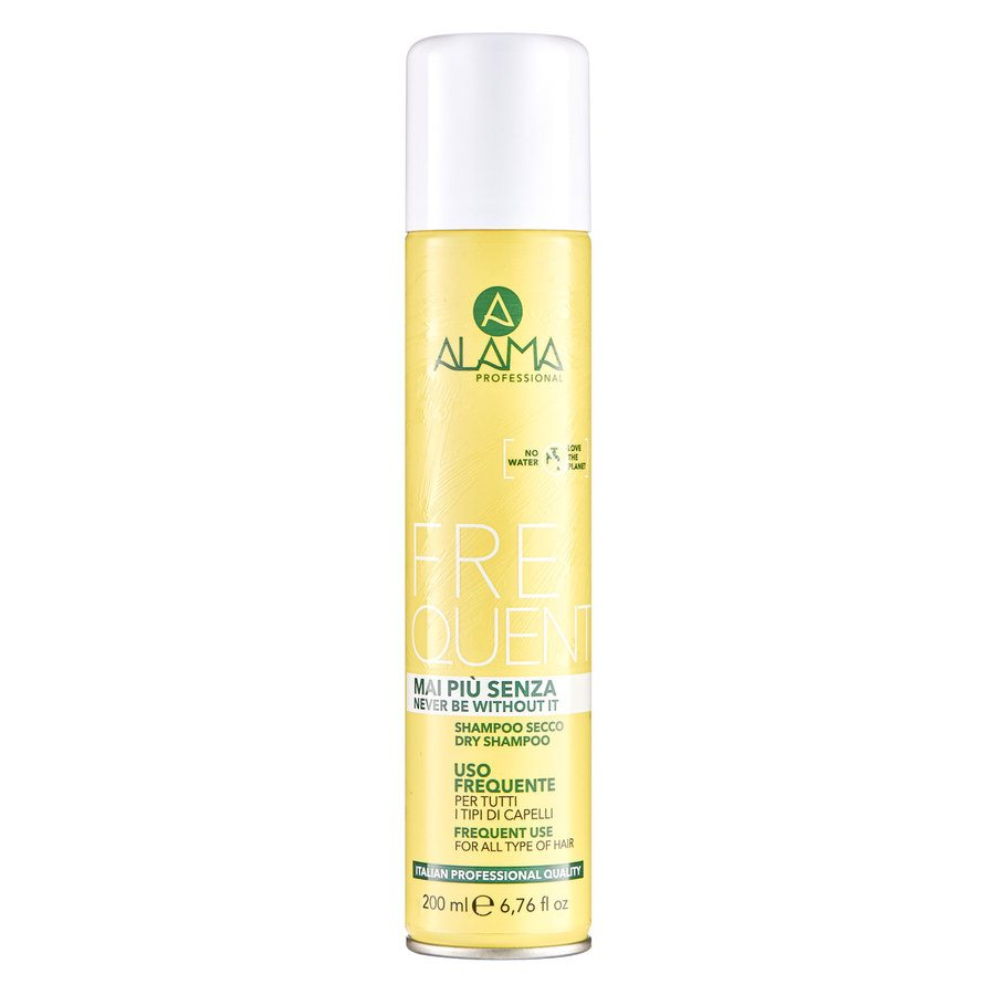 Alama Professional Frequent Use Dry Shampoo For All Types Of Hair 200 ml