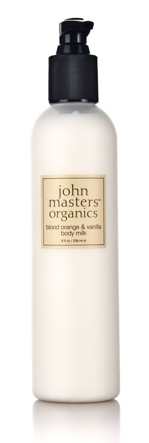 John Masters Organics Blood Orange & Vanilla Body Milk 236 ml