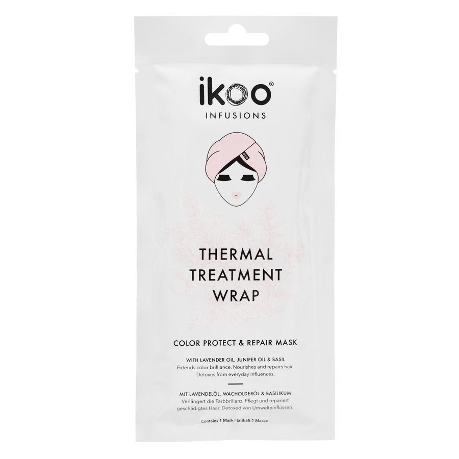 Ikoo Infusions Thermal Treatment Wrap Protect & Repair 35 g