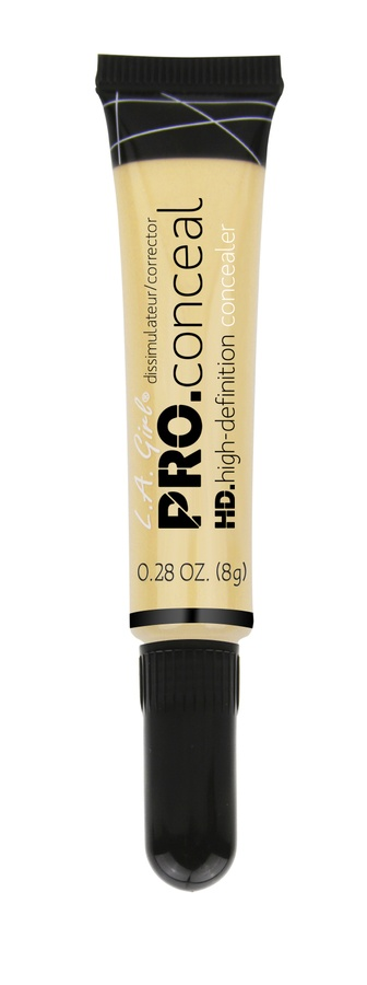 L.A. Girl Cosmetics Pro Conceal HD 8 g - Light Yellow Corrector GC995