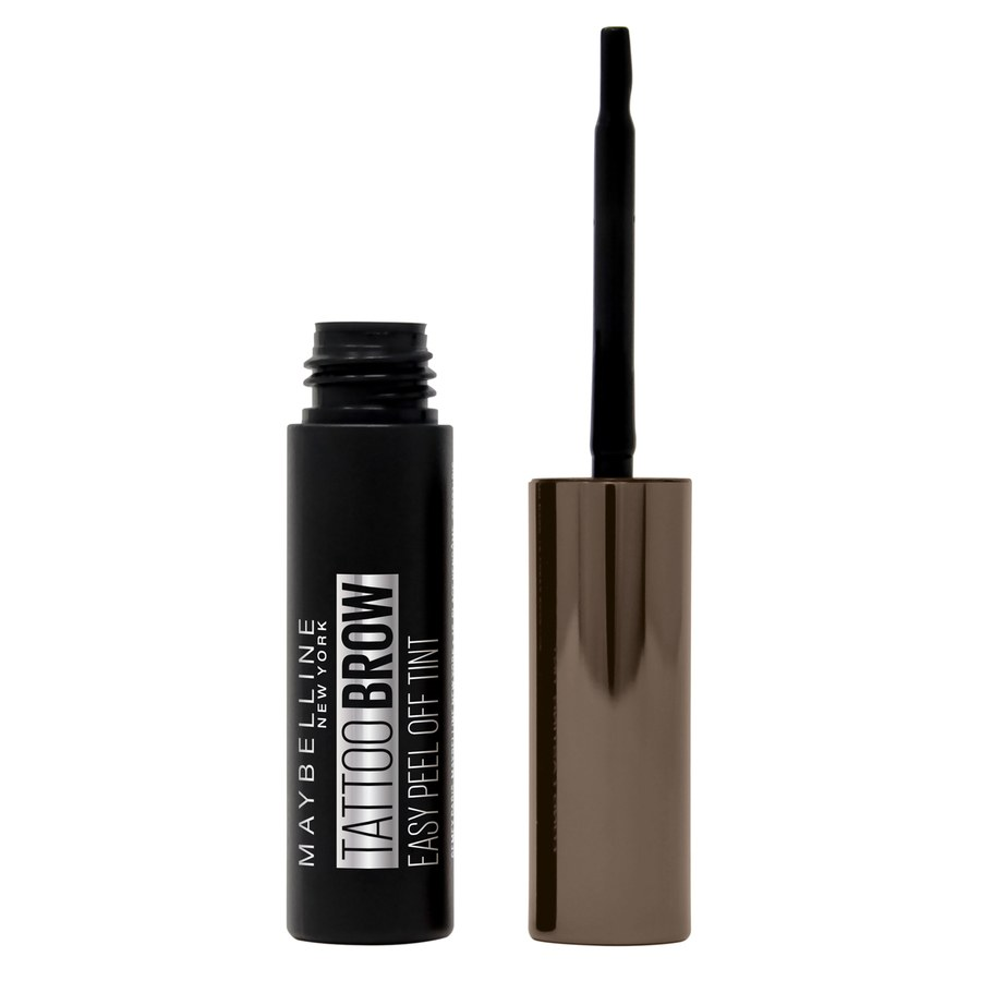 Maybelline Tattoo Brow Peel Off Tint Chocolate Brown #25
