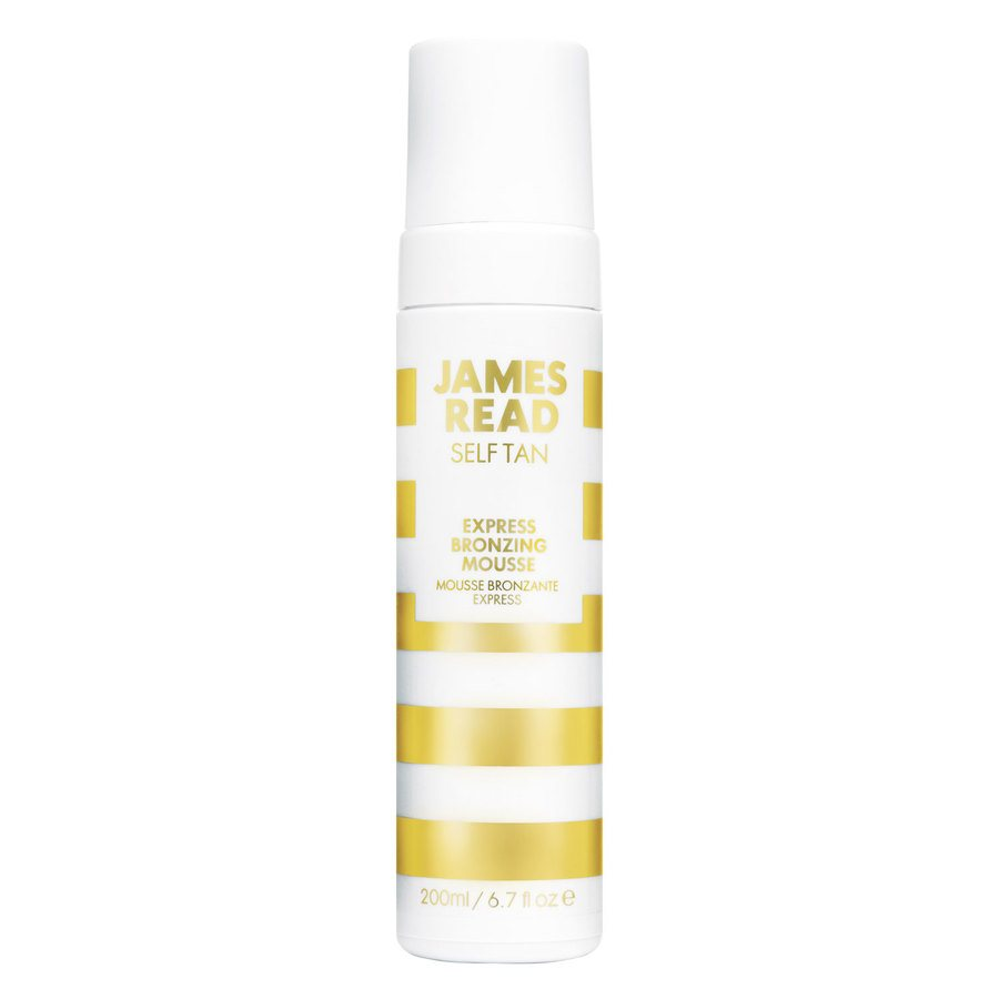 James Read Express Bronzing Face & Body Mousse 200 ml